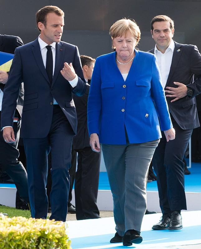 Саммит НАТО в Брюсселе