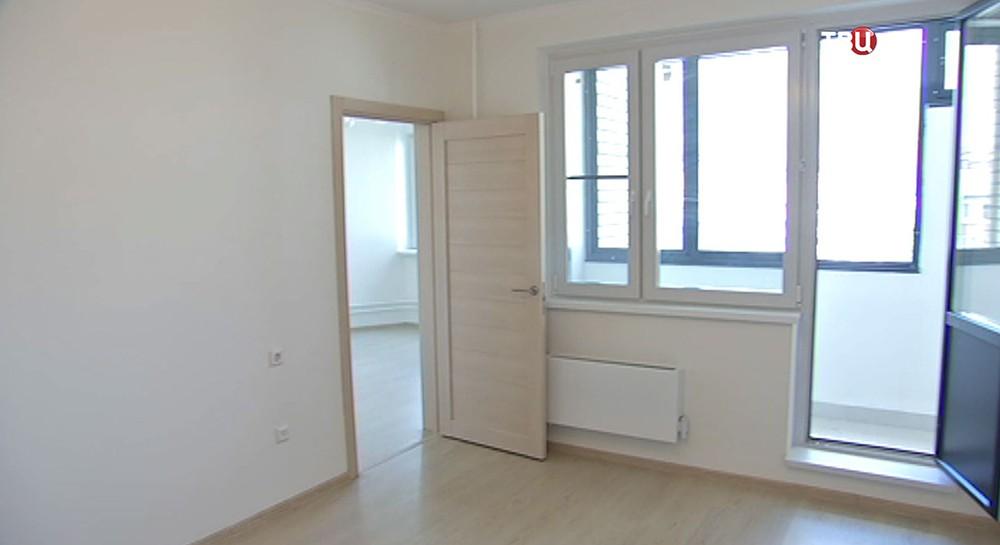Готовая квартира по программе реновации
