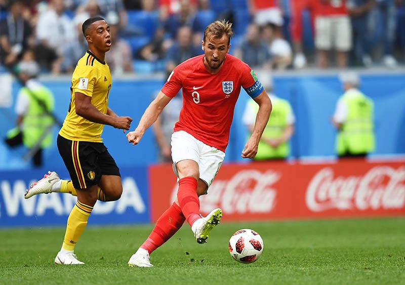 Футбол. ЧМ-2018. Матч за третье место. Бельгия - Англия