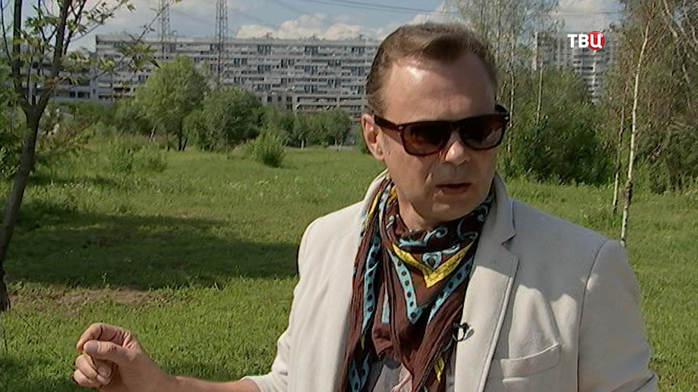 Музыкант Владимир Левкин