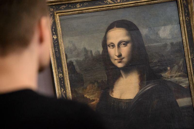 "Картина ""Мона Лиза"""