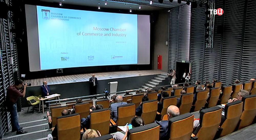 Встреча руководителей торгово-промышленных палат стран и городов Евро-азиатского региона