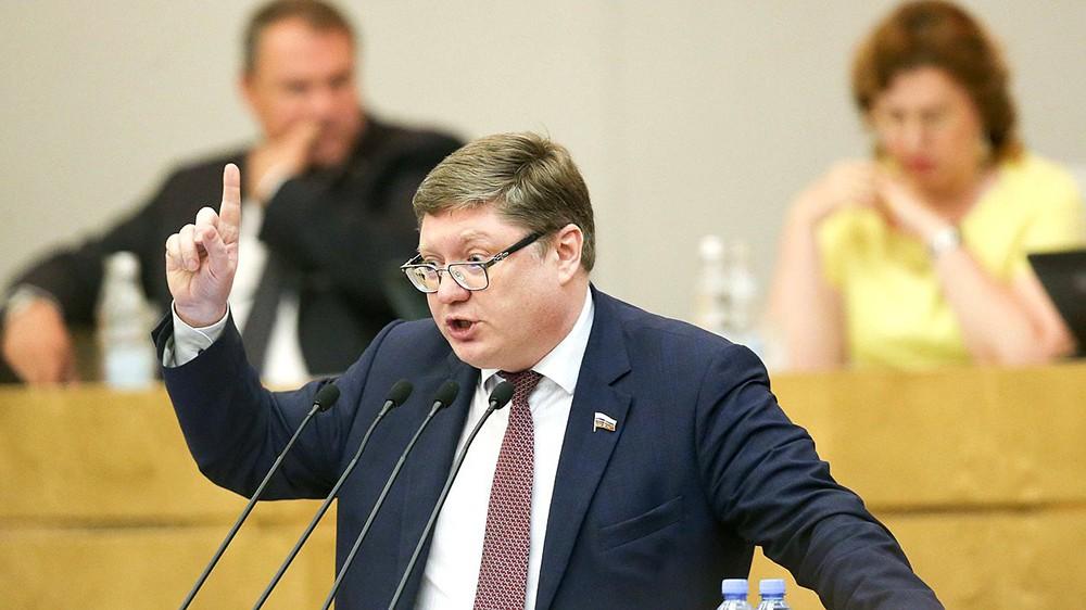 Член Комитета по бюджету и налогам Андрей Исаев
