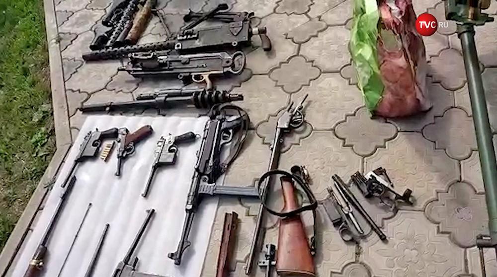 Оружия из Евросоюза