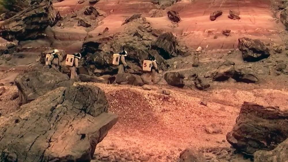 Экспедиция на Марс