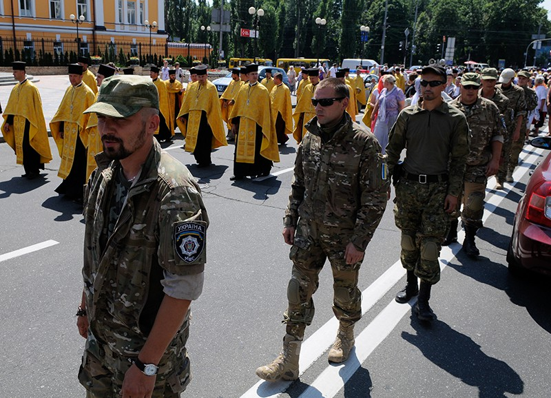 Крестный ход на Украине
