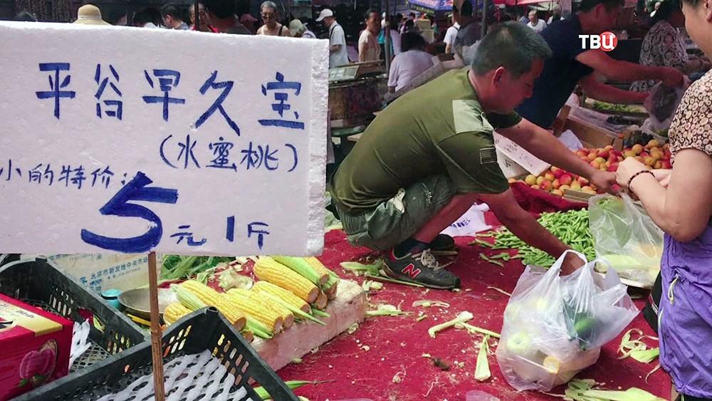 Рынок в КНР