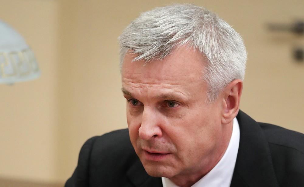 Врио губернатора Магаданской области Сергей Носов