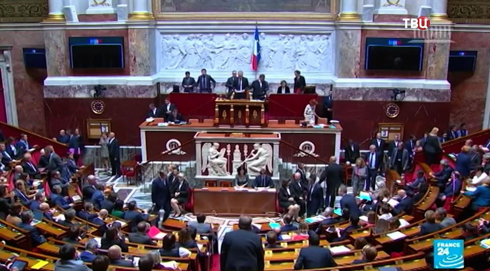 Парламент Франции