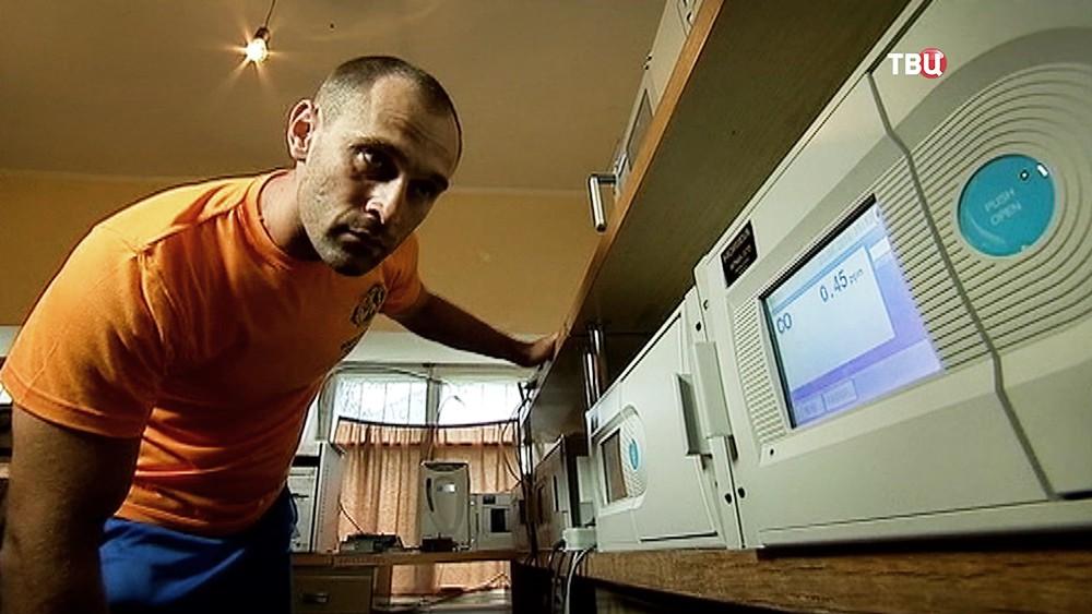 Биостанция на горе Кара-Даг в Крыму