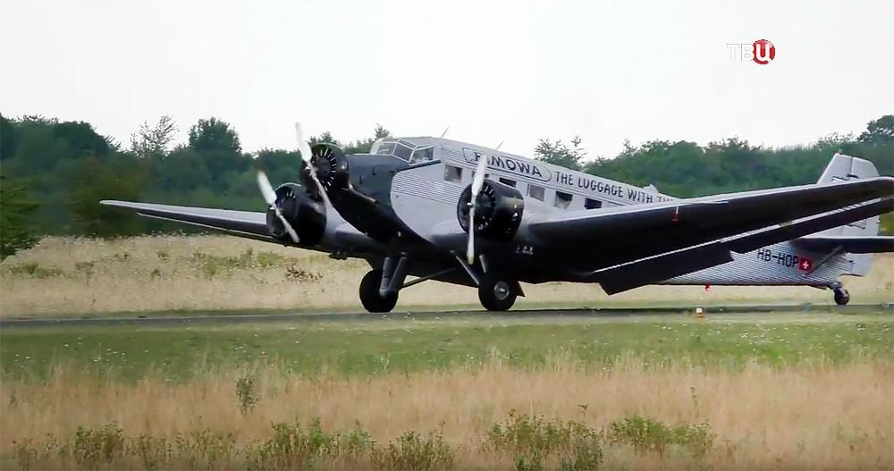 Самолёт Junkers Ju-52
