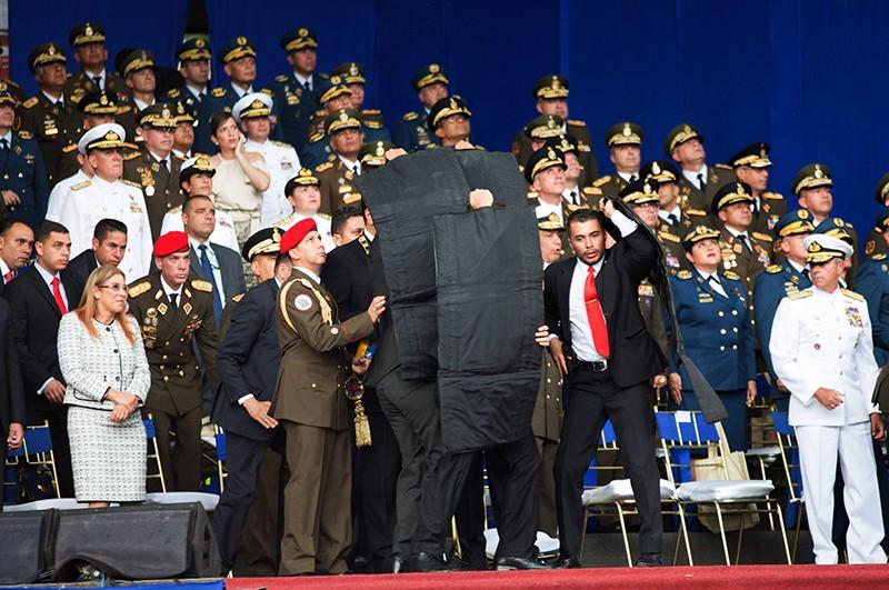 Покушение на Николаса Мадуро