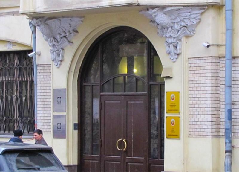 Доходный дом на Гоголевском бульваре