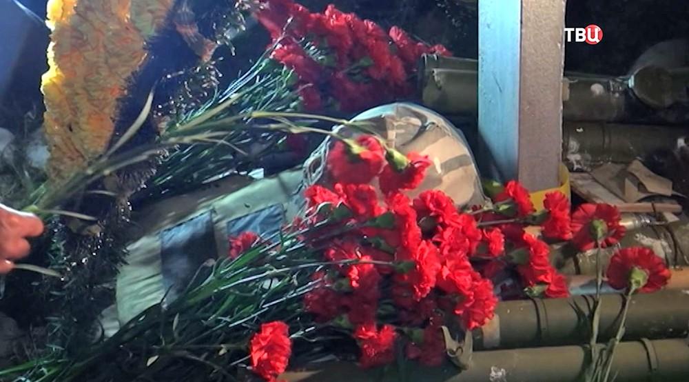 В Южной Осетии вспоминают жертв пятидневной войны