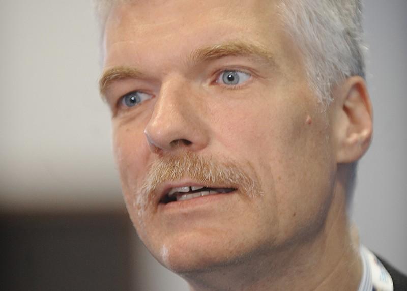 Руководитель отдела оценки и анализа Организации экономического сотрудничества и развития (ОЭСР) Андреас Шляйхер