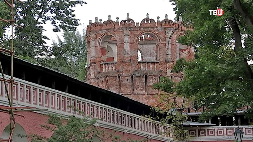 Реставрация исторических памятников в Москве