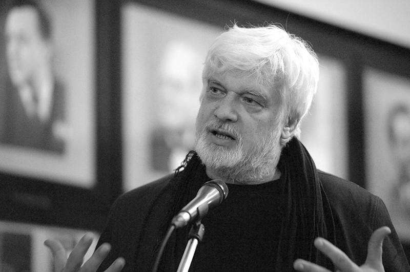 Актер Дмитрий Брусникин