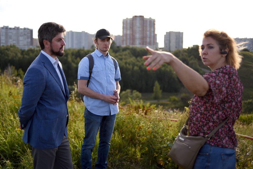 Кандидат в мэры Москвы Илья Свиридов