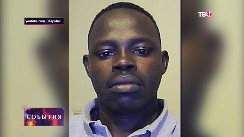 Подозреваемый в теракте у парламента Британии