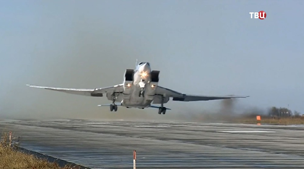Бомбардировщик-ракетоносец ТУ-22М3М