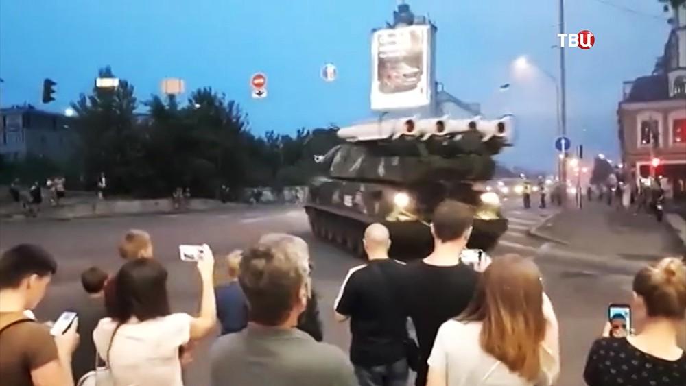"""ЗРК """"Бук"""" ВС Украины"""
