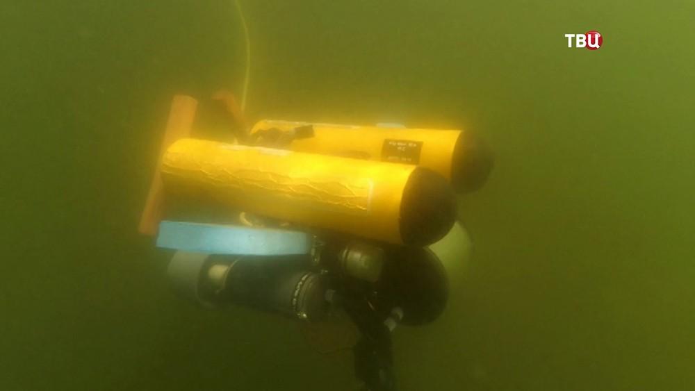 Соревнования по морской робототехнике