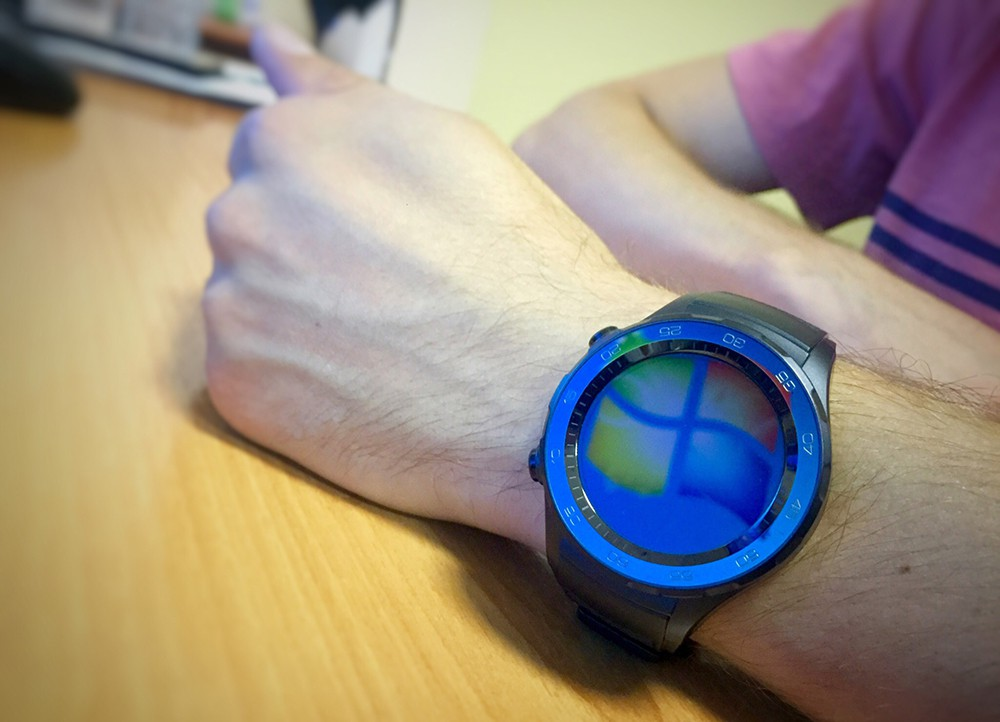 Часы Microsoft