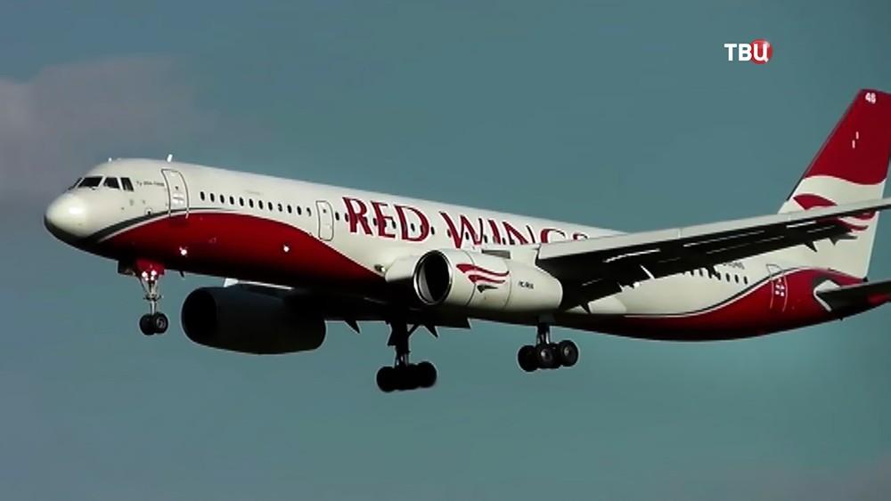 """Ту-204 авиакомпании """"Red wings"""""""
