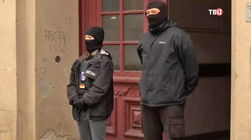 Место подготовки теракта в Берлине