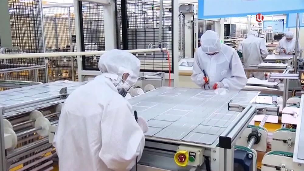 Производство электронники в Китае