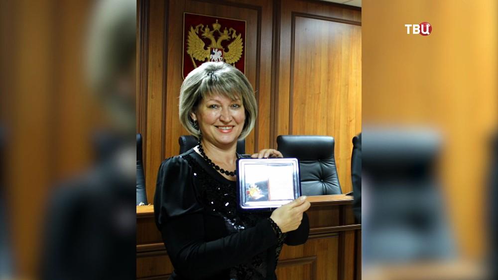 Судья Арбитражного суда Саратовской области Марина Медникова