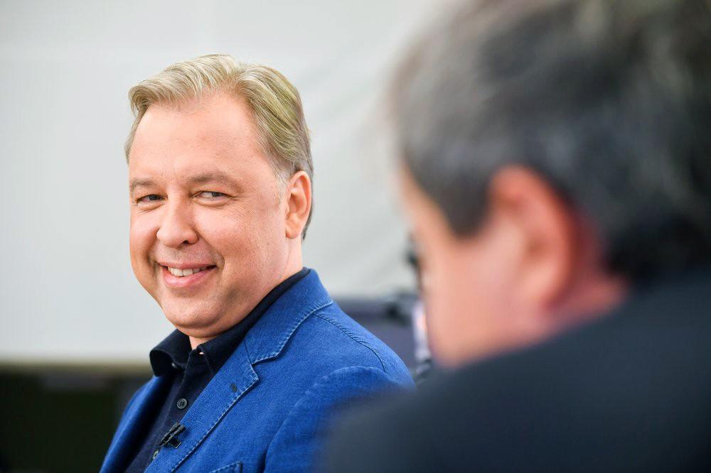 Кандидат на пост мэра Москвы от КПРФ Вадим Кумин