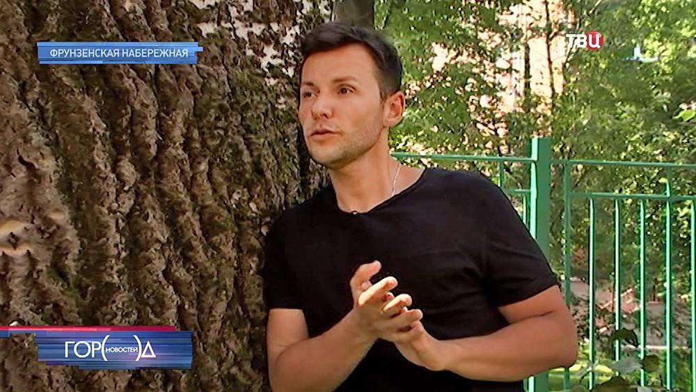 Актер Вячеслав Манучаров