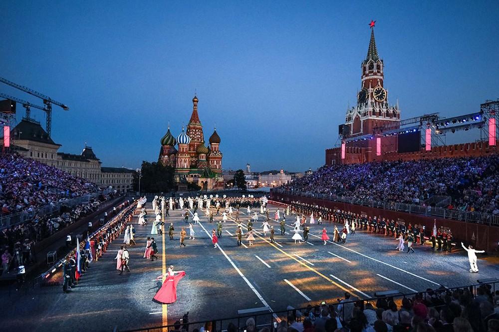 """Фестиваль """"Спасская башня"""""""