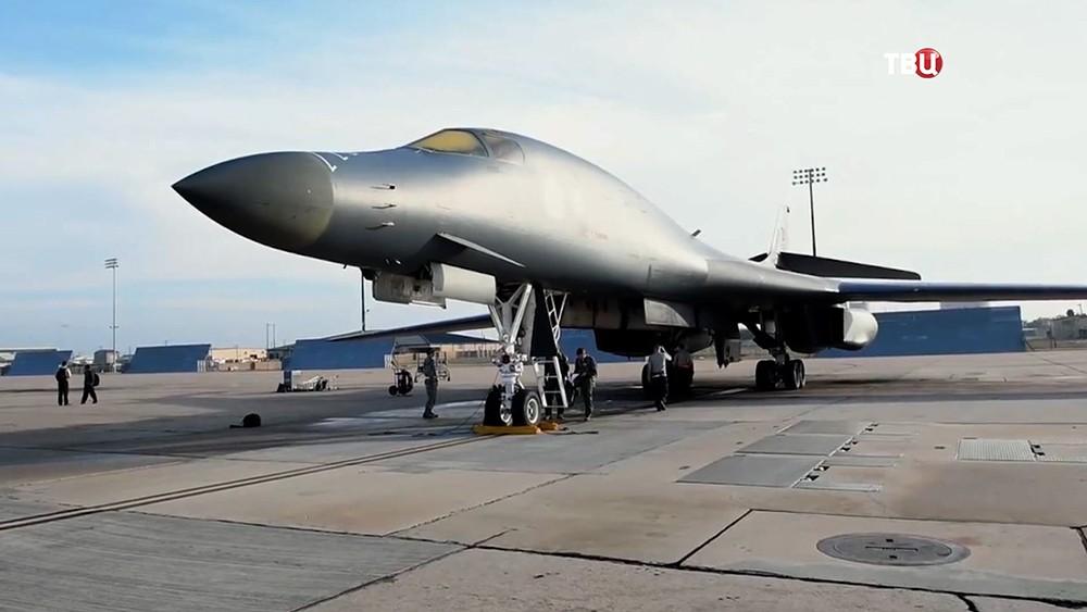 Бомбпардировщик ВВС США