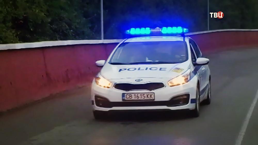 Полиция Болгарии стали 16 человек
