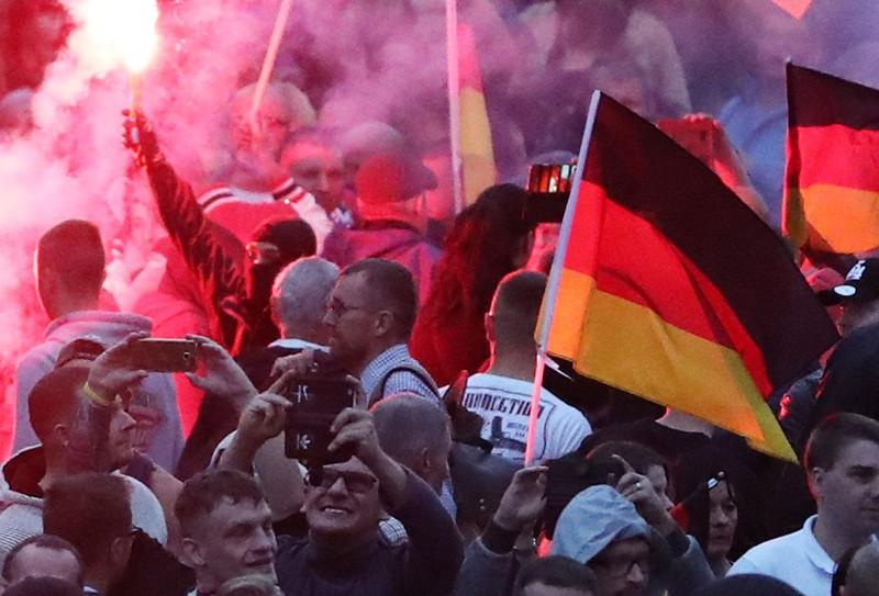 Беспорядки в Хемнице, Германия