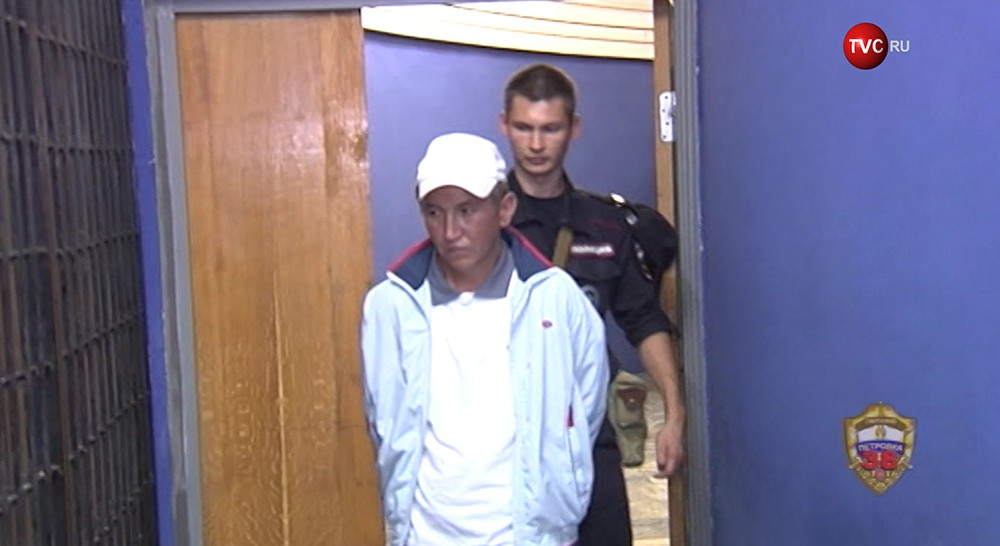 Задержанный по подозрению в убийстве полицейского