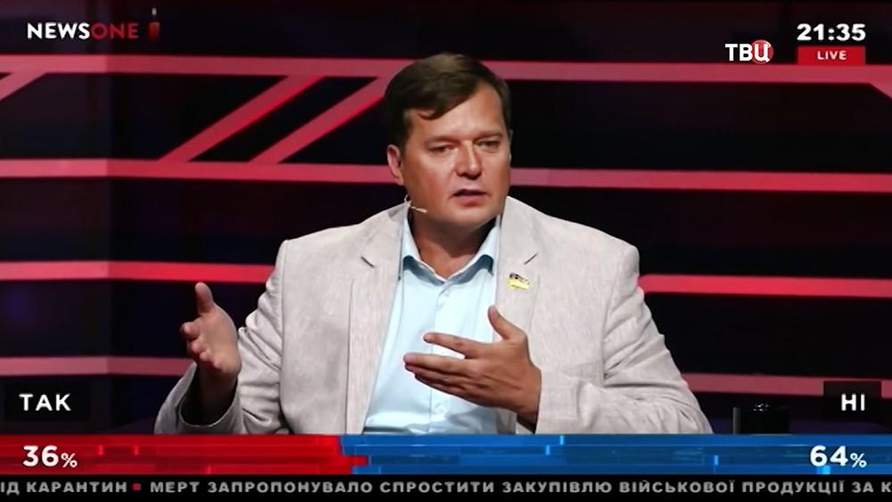 Депутат Рады Евгений Балицкий