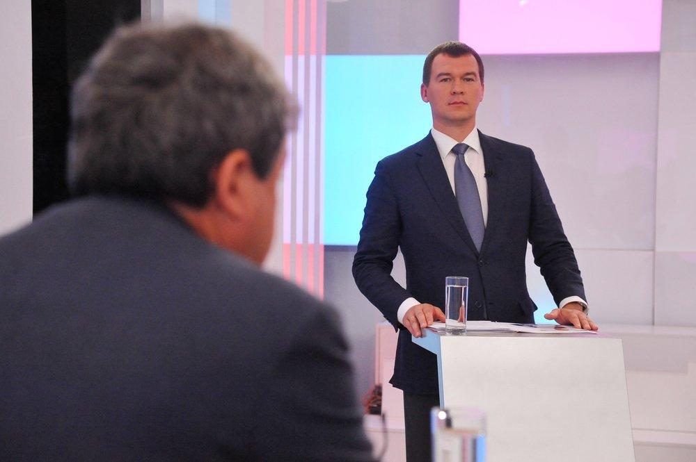 Кандидат в мэры Москвы от ЛДПР Михаил Дегтярев