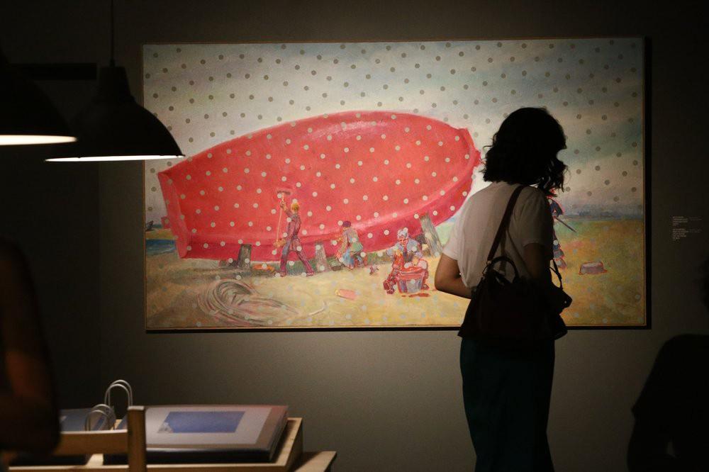 """Выставка """"Илья и Эмилия Кабаковы. В будущее возьмут не всех"""""""