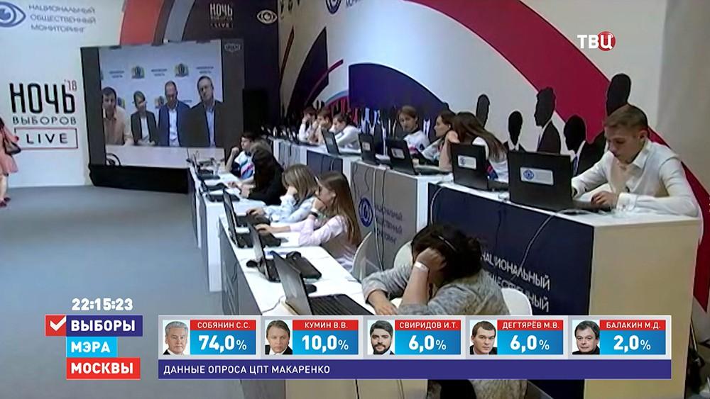 """Марафон """"Ночь выборов"""""""
