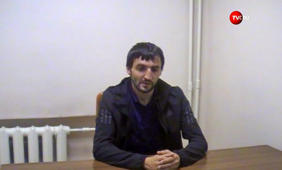 Задержанный Магомедов Меджид Габибулаевич