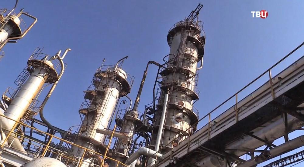 Нефтеперерабатывающий завод