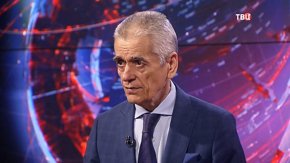 Геннадий Онищенко, первый заместитель председателя Комитета по образованию и науке Госдумы РФ