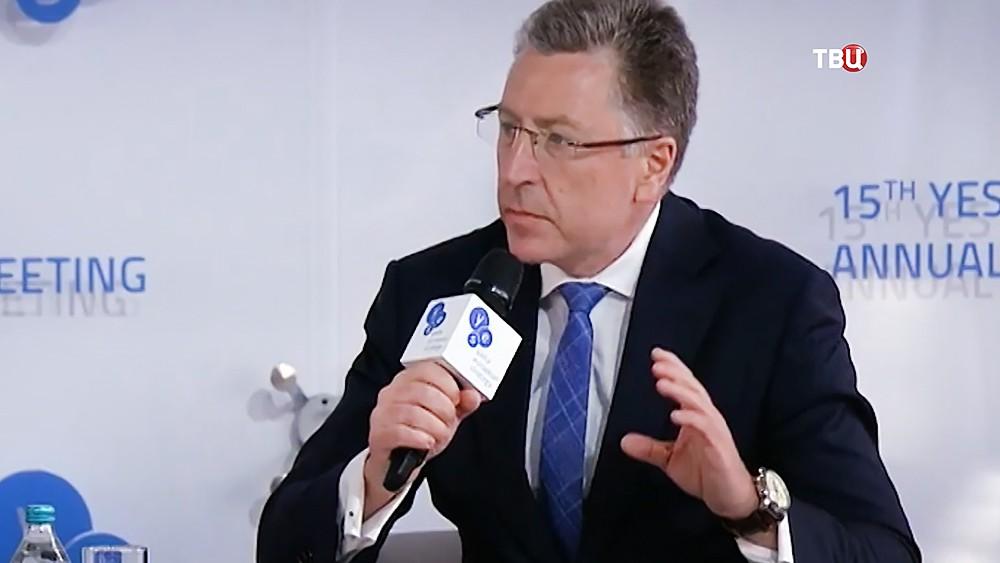 """Курт Волкер на """"Ялтинской европейской стратегии"""""""