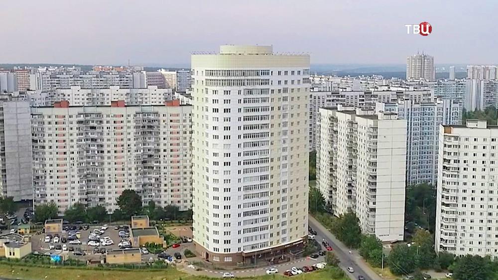 Микрорайон Москвы