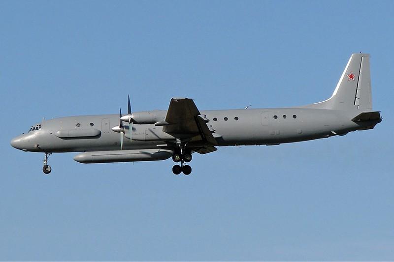 Самолёт радиоэлектронной разведки Ил-20
