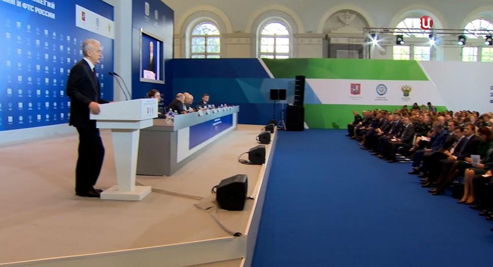 Заседание коллегий Федеральной налоговой и Федеральной таможенной служб России