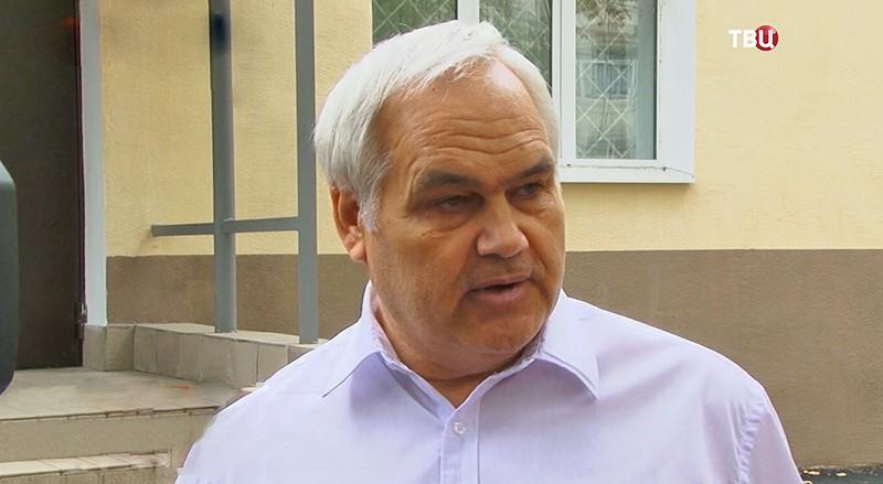 Владелец квартиры Вячеслав Макеев